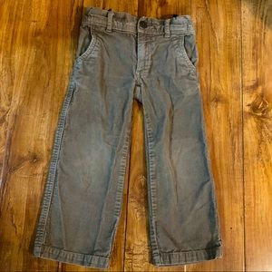 Carter's Boys Tan Chords Chino Style